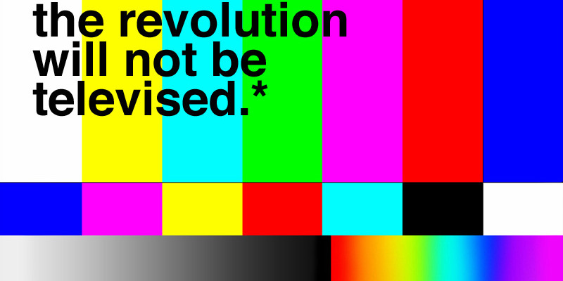 The Revolution Will Be Televised S02 - Ep06 Ep 6 HD Watch ...