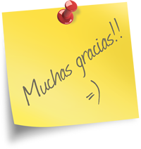 1000 Images About Muchas Gracias On Pinterest